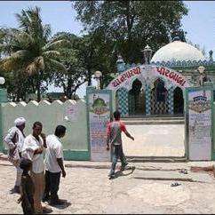 Shrine in Jambur